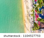 aerial view of beautiful... | Shutterstock . vector #1104527753