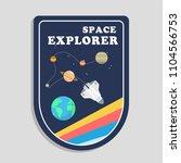 Space Explorer Earth Rocket...