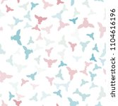seamless vector pattern with... | Shutterstock .eps vector #1104616196