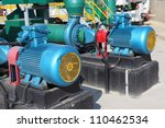 powerful electric motors for... | Shutterstock . vector #110462534