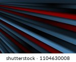 dark blue and red stripes... | Shutterstock .eps vector #1104630008