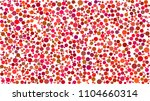 abstract background of circles... | Shutterstock .eps vector #1104660314