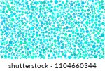 abstract background of circles... | Shutterstock .eps vector #1104660344