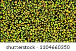 abstract background of circles... | Shutterstock .eps vector #1104660350