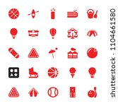 recreation icon. collection of... | Shutterstock .eps vector #1104661580