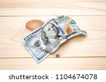 new age of cryptocurrency money ... | Shutterstock . vector #1104674078