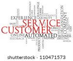illustration of customer... | Shutterstock . vector #110471573