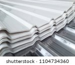 White   Clear Pc Roof Tile...
