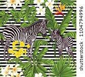 seamless pattern  background ... | Shutterstock .eps vector #1104794996