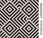 abstract vector seamless moire... | Shutterstock .eps vector #1104800408