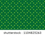 polka dot and check pattern | Shutterstock .eps vector #1104825263