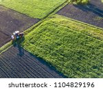 aerial view from the drone  a... | Shutterstock . vector #1104829196