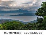 beautiful landscape at tagaytay ...   Shutterstock . vector #1104830798