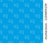 cardiograph pattern vector...   Shutterstock .eps vector #1104854159