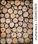 abstract wooden background with ...   Shutterstock . vector #1104857870