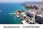 aerial drone bird's eye view... | Shutterstock . vector #1104940346