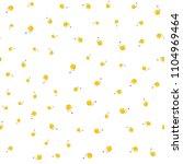 olives seamless pattern | Shutterstock .eps vector #1104969464