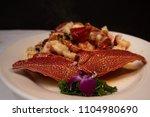 stir fried lobster with ginger...