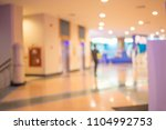 blurred shopping mall background | Shutterstock . vector #1104992753