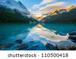 Mountain Reflection On Lake...