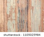 shabby worn board or scratched...   Shutterstock . vector #1105025984