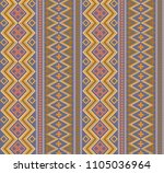 abstract seamless pattern with... | Shutterstock .eps vector #1105036964