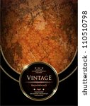 vintage background   Shutterstock .eps vector #110510798