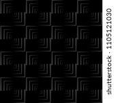 seamless pattern geometric ...   Shutterstock .eps vector #1105121030