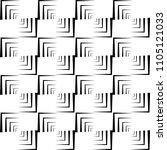 seamless pattern geometric ...   Shutterstock .eps vector #1105121033