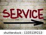 business idea concept  | Shutterstock . vector #1105139213