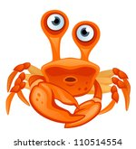 animal,arthropod,beach,cancer,caricature,cartoon,character,claw,comical,crab,crawfish,crawl,crayfish,crustacean,cute