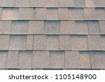 shingles roof background and... | Shutterstock . vector #1105148900