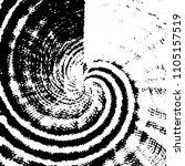 black and white grunge stripe... | Shutterstock . vector #1105157519
