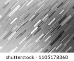light silver  gray vector... | Shutterstock .eps vector #1105178360