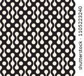 vector seamless pattern. modern ... | Shutterstock .eps vector #1105223240