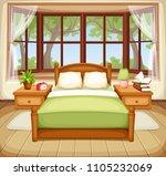 vector illustration of a... | Shutterstock .eps vector #1105232069