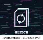 glitch effect. update document...