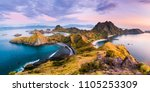 Top View Of 'padar Island' In ...