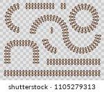creative vector illustration of ... | Shutterstock .eps vector #1105279313