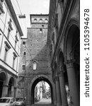 bologna  italy   circa... | Shutterstock . vector #1105394678