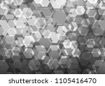 dark silver  gray vector... | Shutterstock .eps vector #1105416470