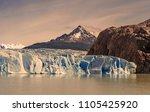 vintage landscape bringing back ...   Shutterstock . vector #1105425920