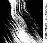 abstract grunge grid stripe... | Shutterstock .eps vector #1105502963