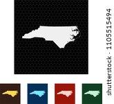map of north carolina   Shutterstock .eps vector #1105515494