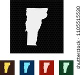 map of vermont   Shutterstock .eps vector #1105515530
