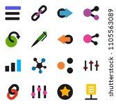solid vector ixon set   pen...