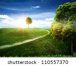 Natural Art Backgrounds With...