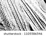 black and white vector sand... | Shutterstock .eps vector #1105586546