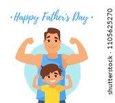 vector cartoon style... | Shutterstock .eps vector #1105625270