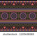 seamless pattern for kurta...   Shutterstock .eps vector #1105638383